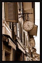 Histoire d'horlogerie