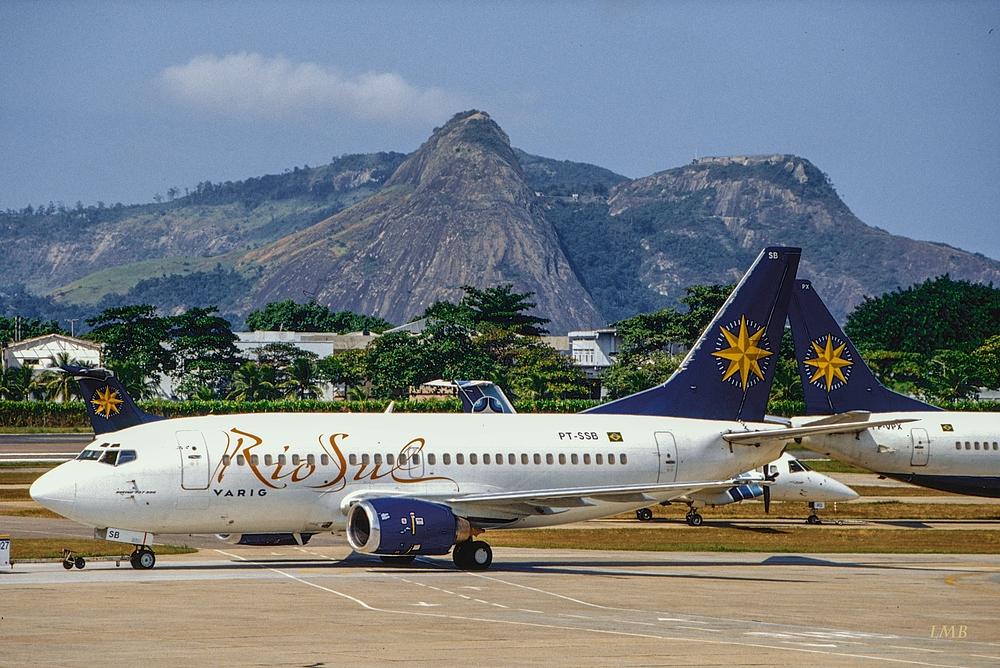História da aviação brasileira