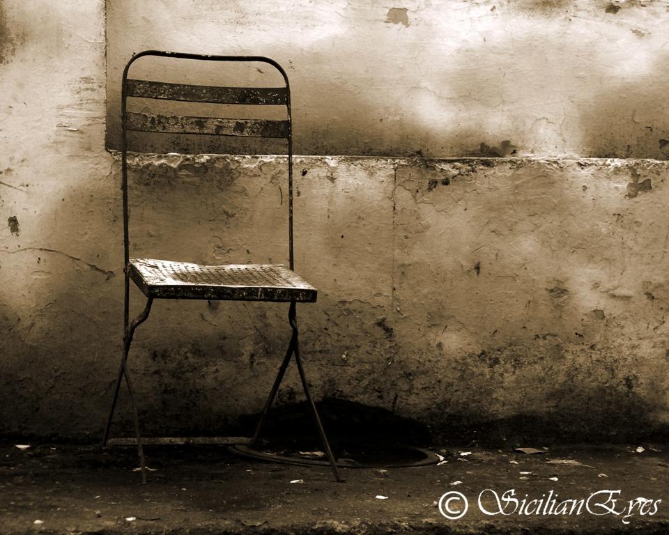 Historia de una silla....