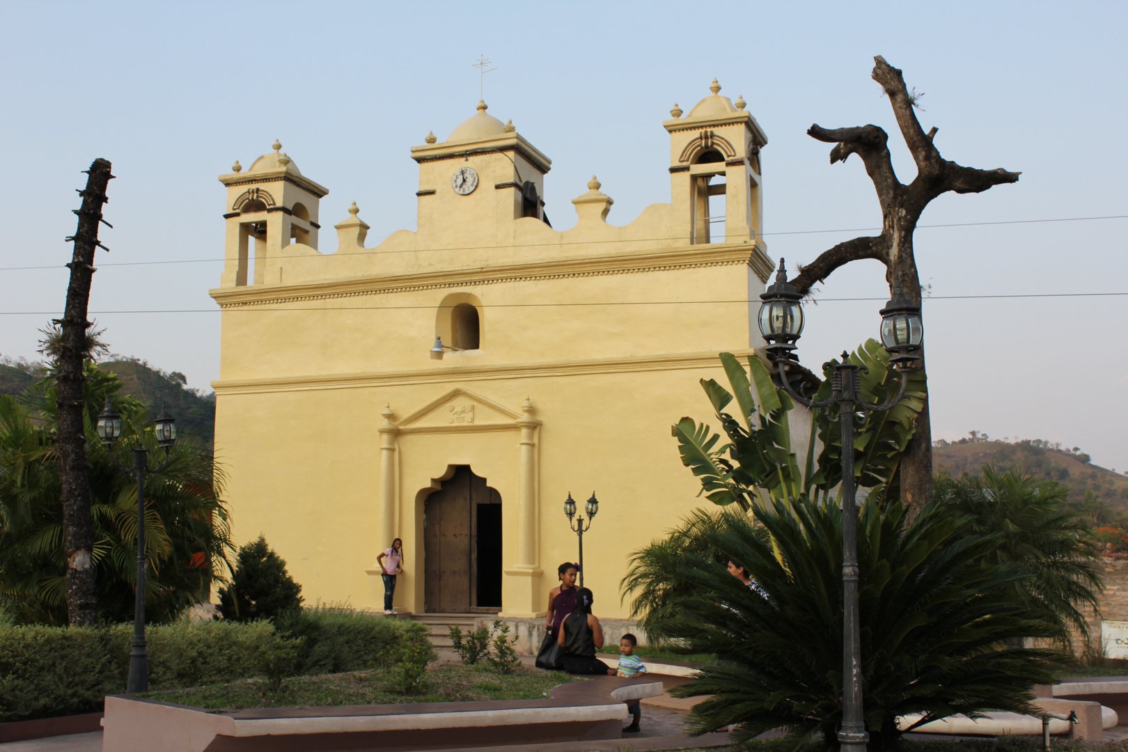 Historia Hondureña