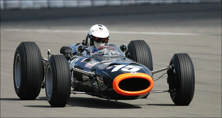 Historic Grand Prix Car