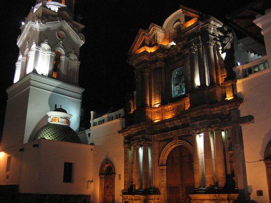 Historic site in Quito
