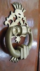 Historical Door Handle