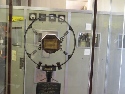 historical microphone