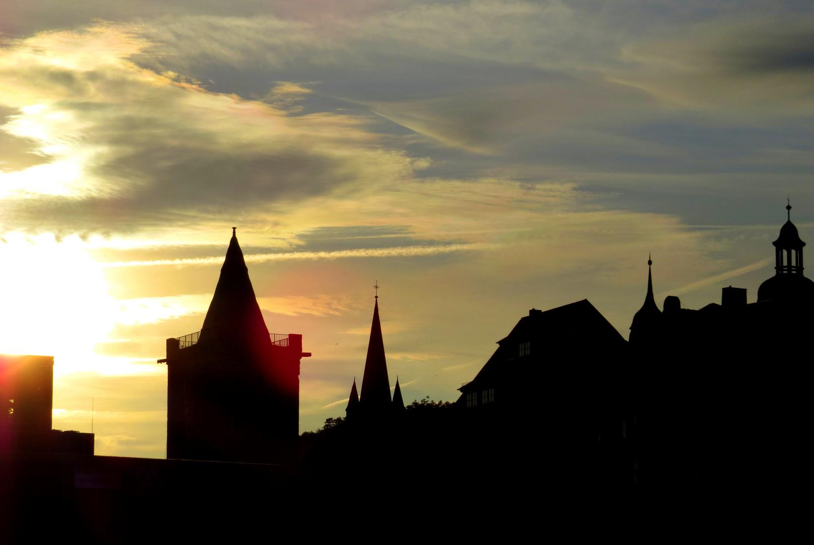historiche Skyline