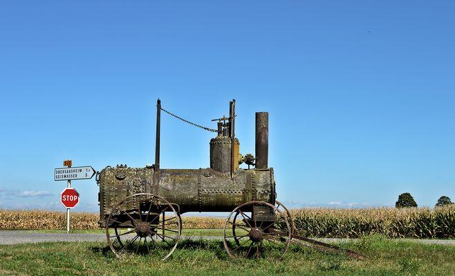 Historische Agrar - Technik