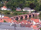 Historische Brücke in Heidelberg