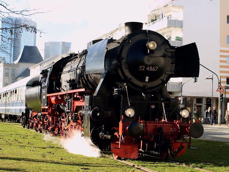 Historische Eisenbahn Frankfurt