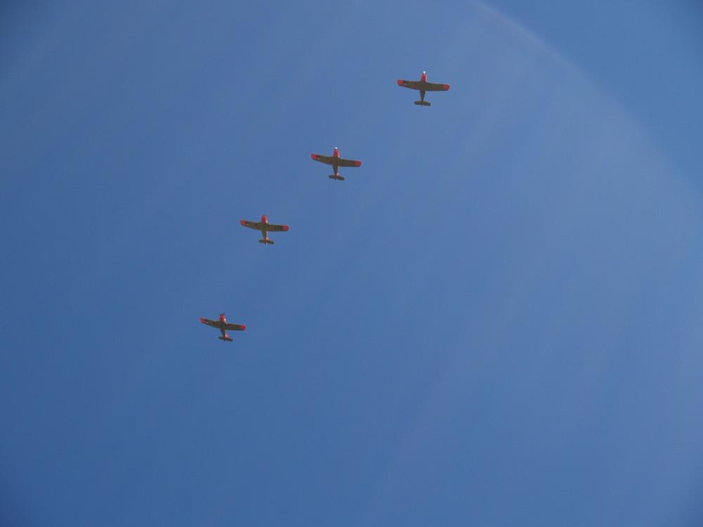 Historische Flugzeuge -5-