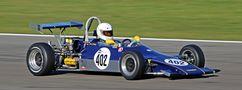 Historische Formel Vau von Michael Bergrath