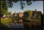 Historische Gebäude • Zaanse Schans