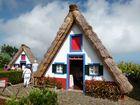 Historische Häuser auf Madeira