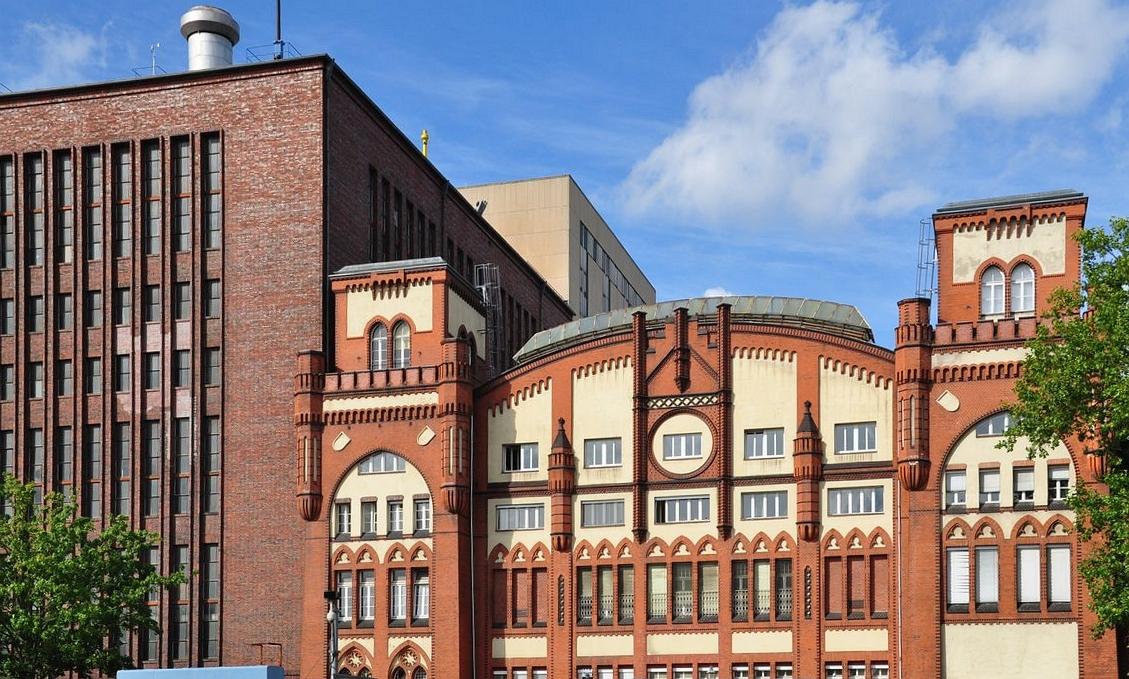 Historische Industriebauten