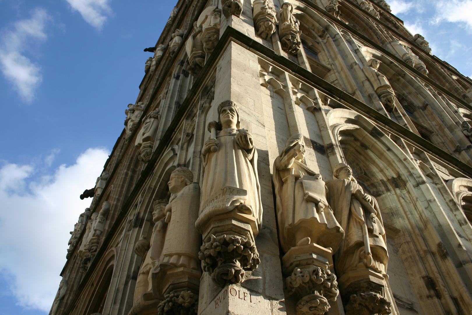 Historische Rathaus zu Köln