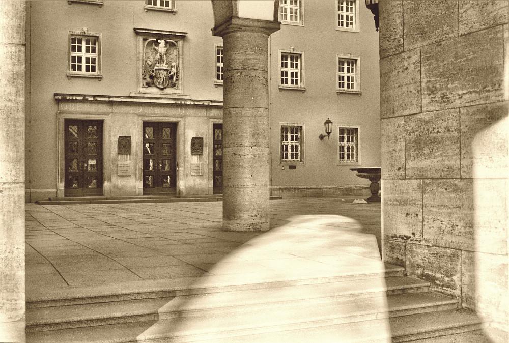 historische Schatten
