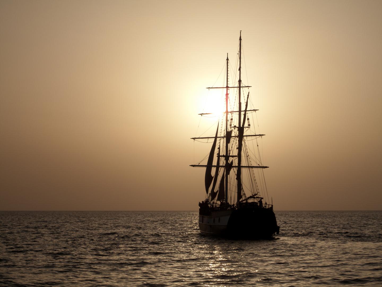 Historische Seefahrt