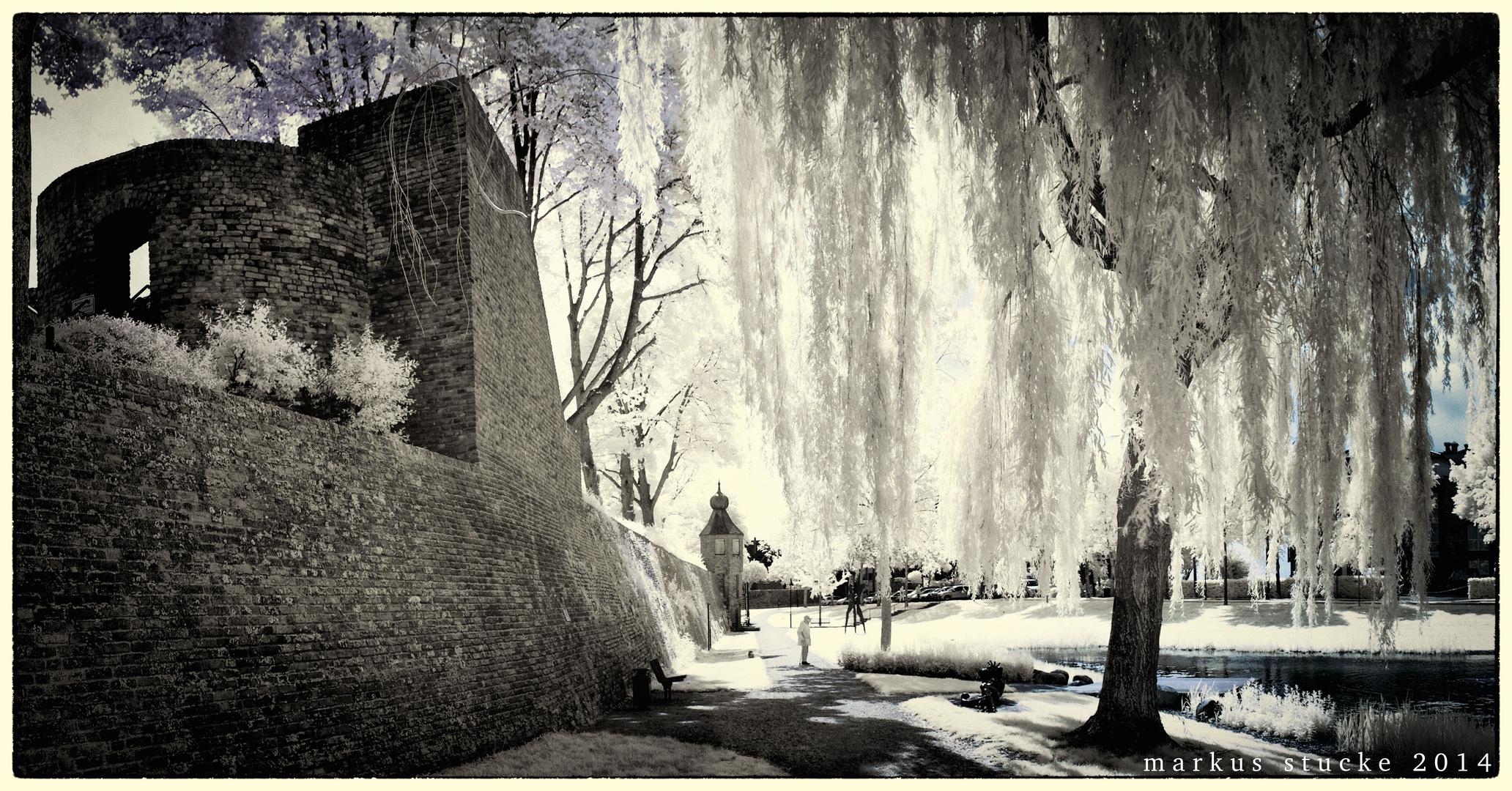Historische Stadtmauer Rees