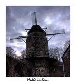 Historische Stadtmühle Zons