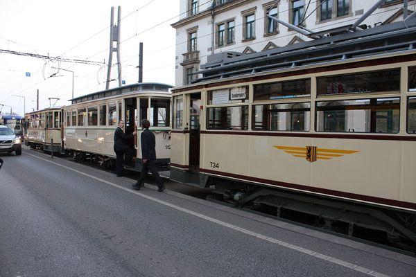 historische Straßenbahn II