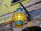 Historische Strassenlampe (Italy)