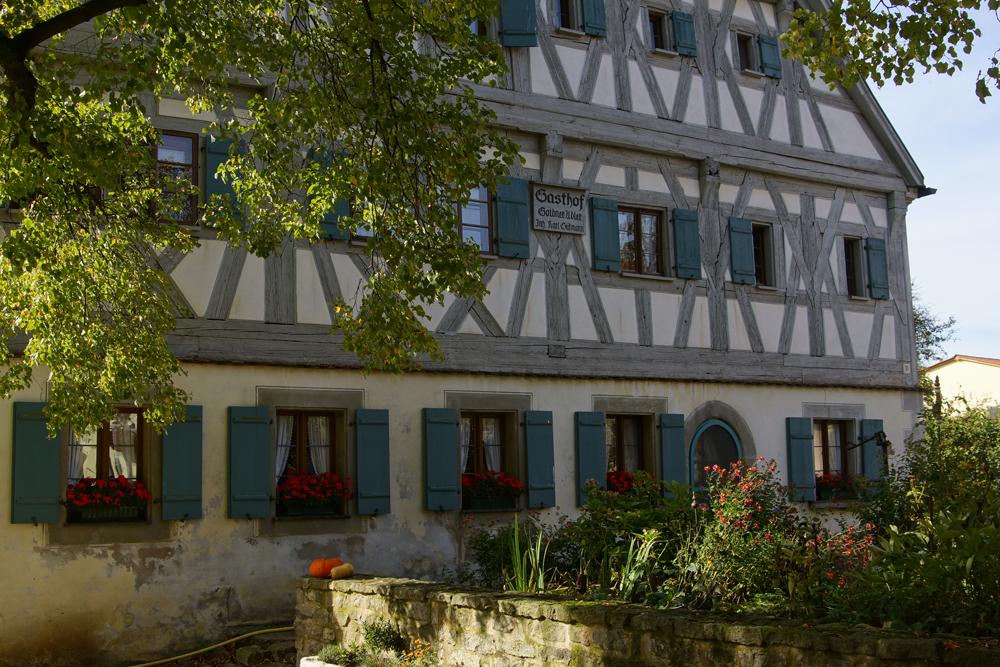 Historischer Gasthof