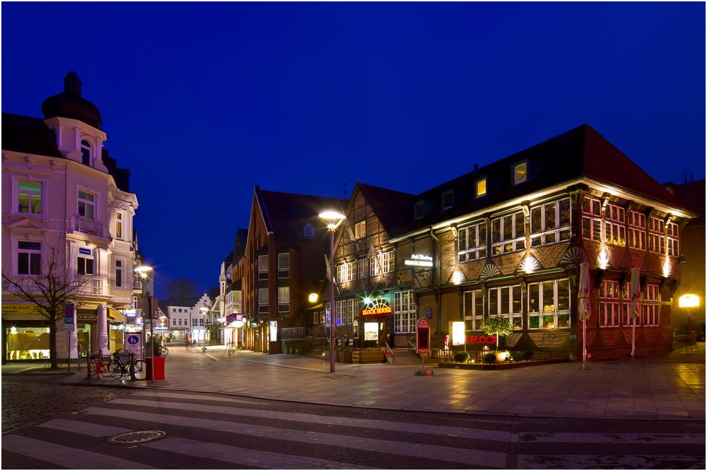 Historischer Gasthof Stadt Hamburg