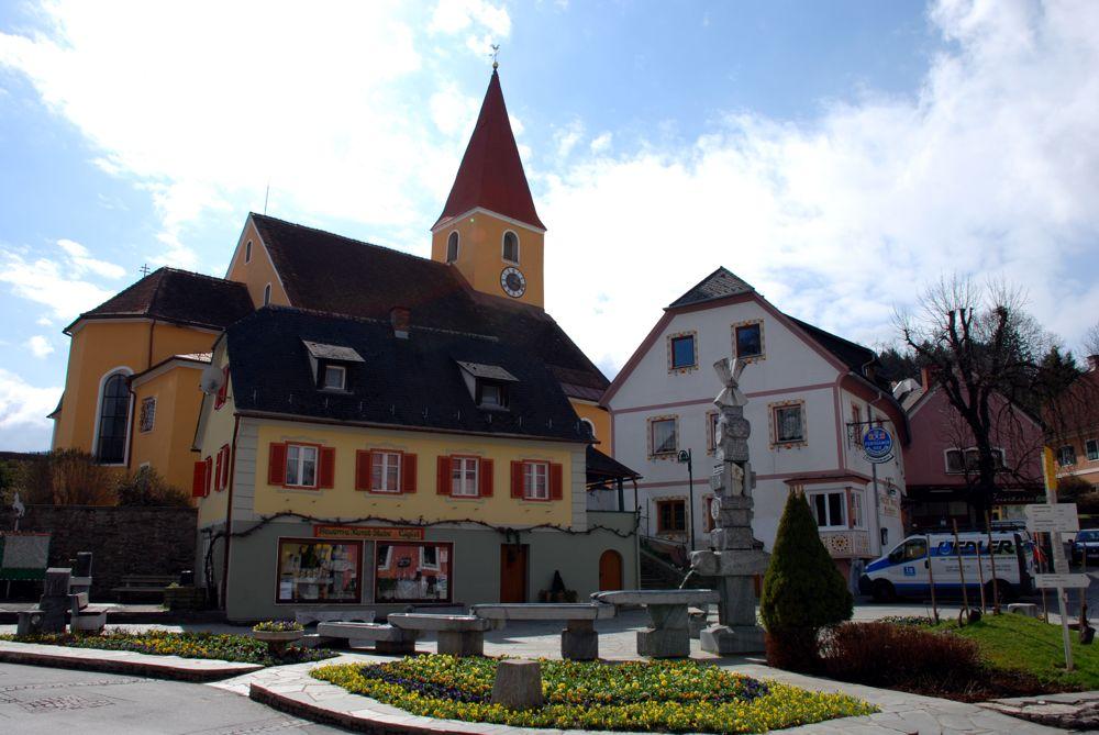 Historischer Marktplatz Ligist