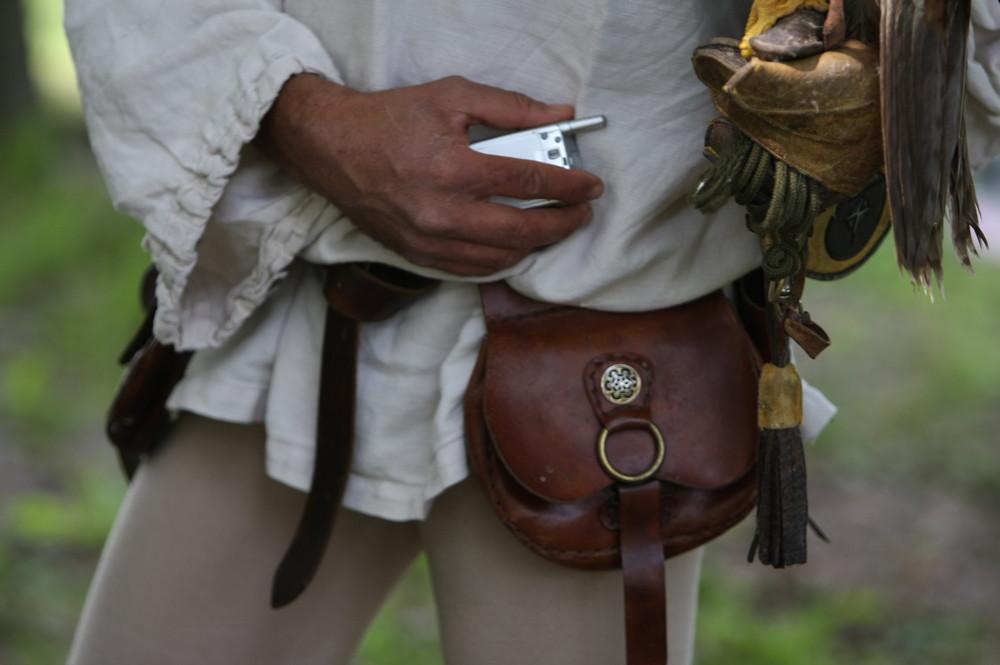 Historischer Tascheninhalt