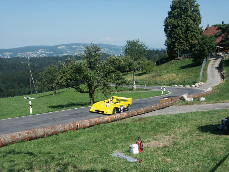 Historisches Albis Bergrennen