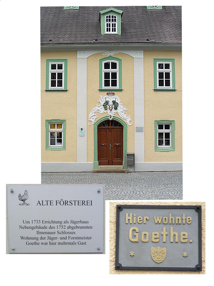 Historisches aus Ilmenau
