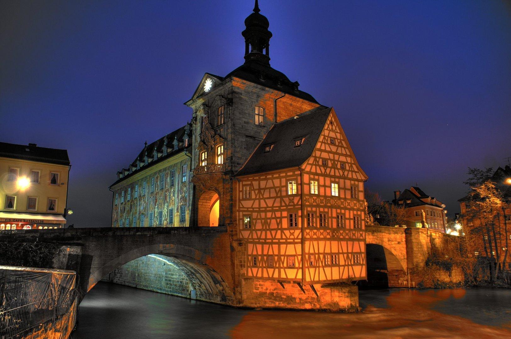 Historisches Bamberger Rathaus