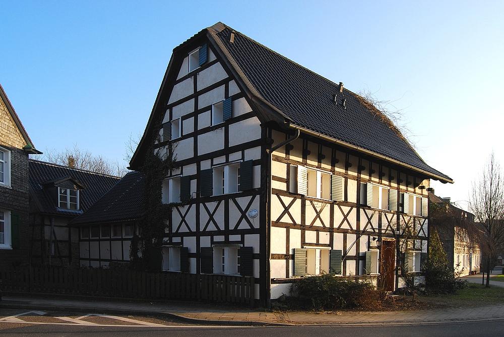 Historisches Fachwerk in Leichlingen I