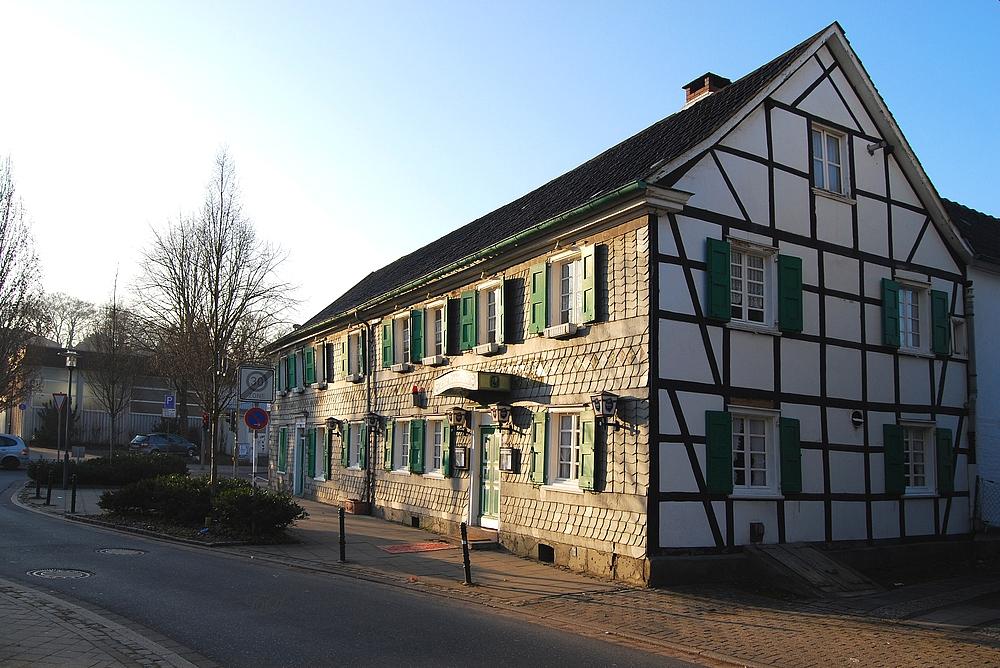 Historisches Fachwerk in Leichlingen II