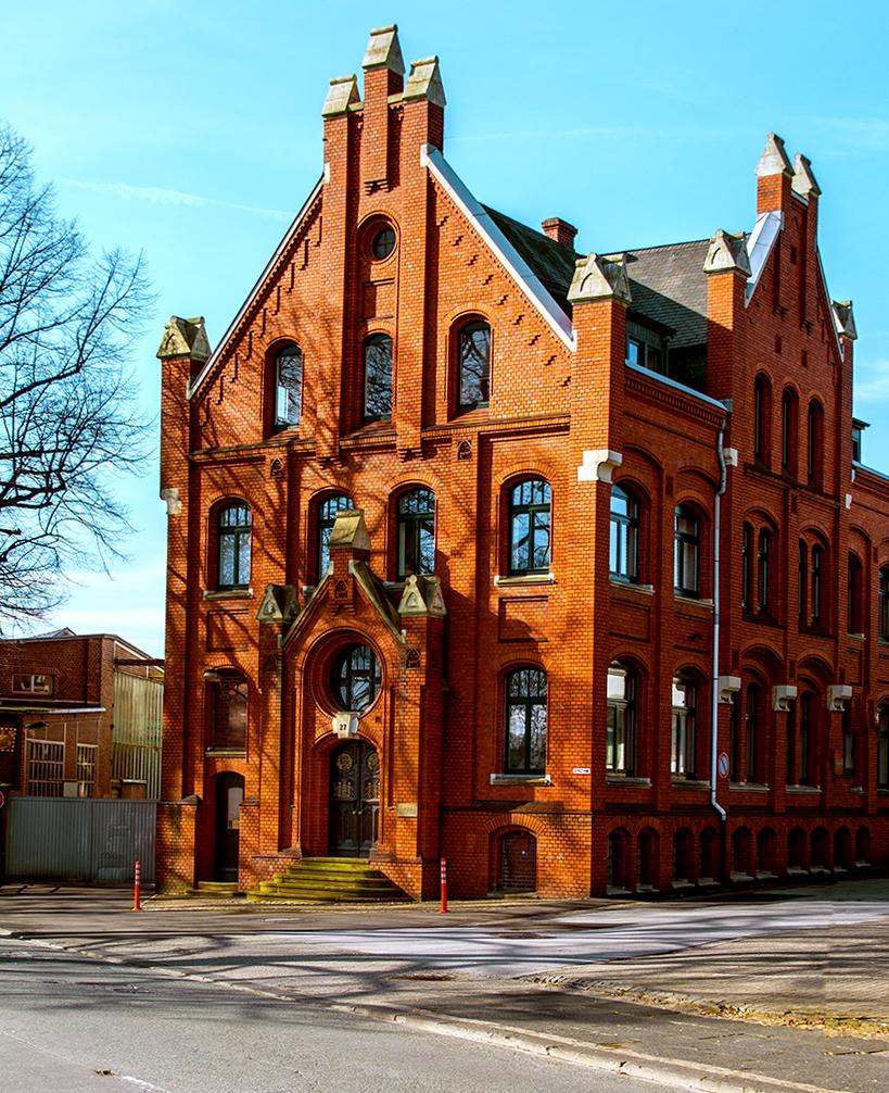 Historisches Gebäude II