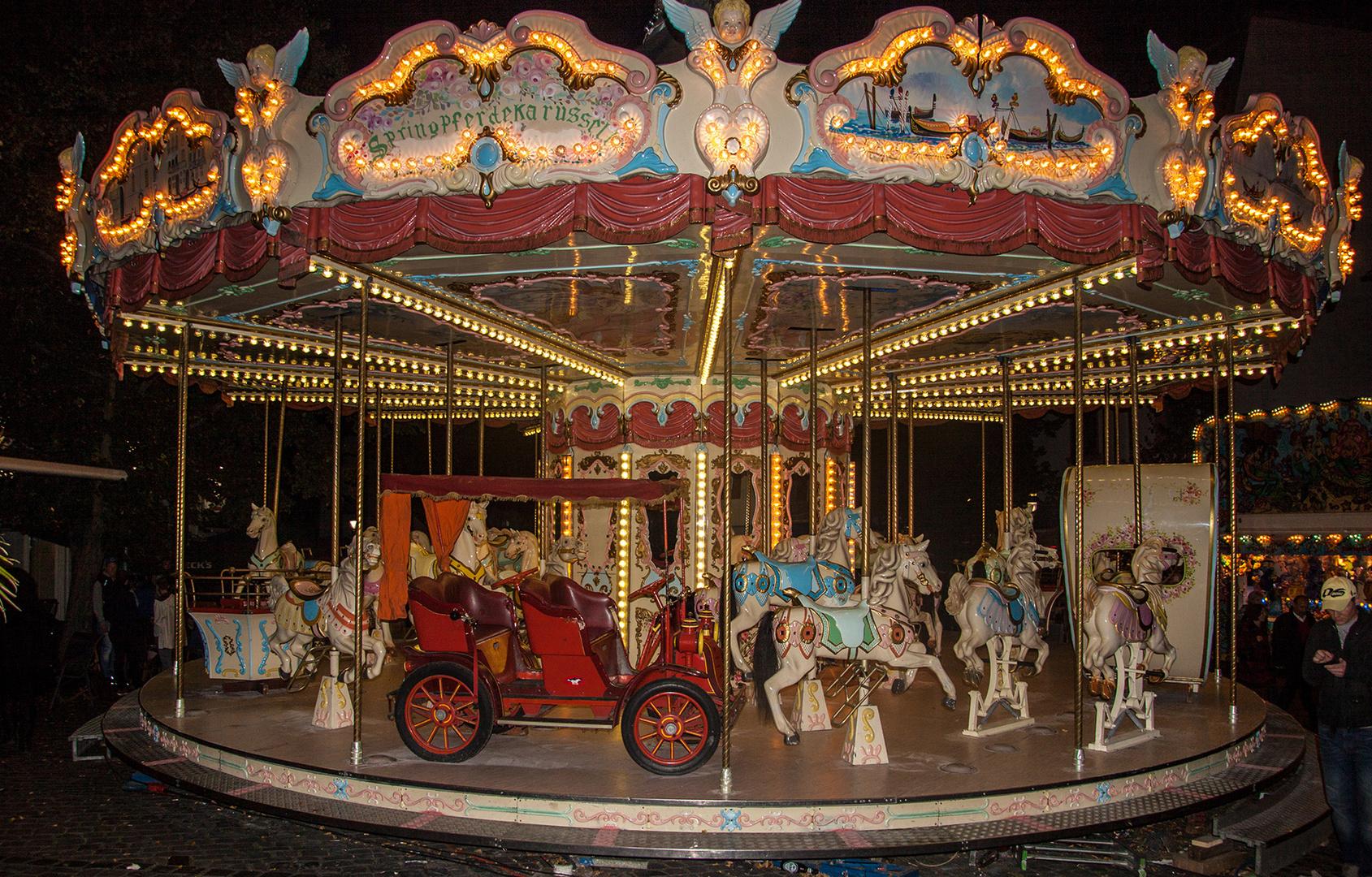 Historisches Karusell