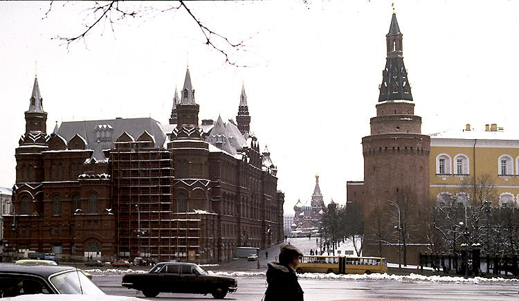 Historisches Museum, Basileus-Kathedrale und Kreml