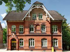 Historisches Postamt