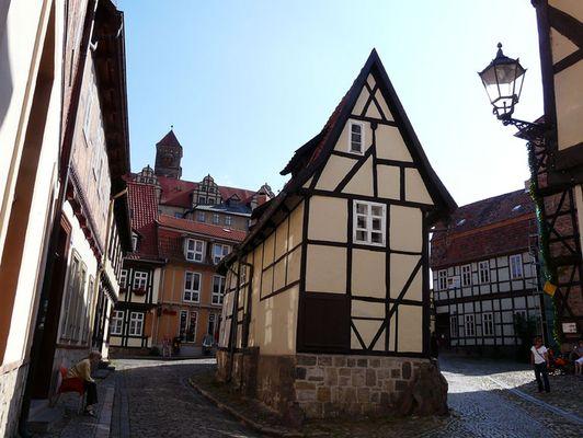 Historisches Quedlinburg........