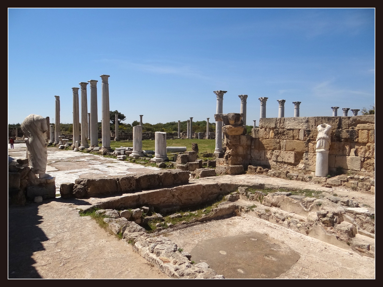 Historisches Salamis