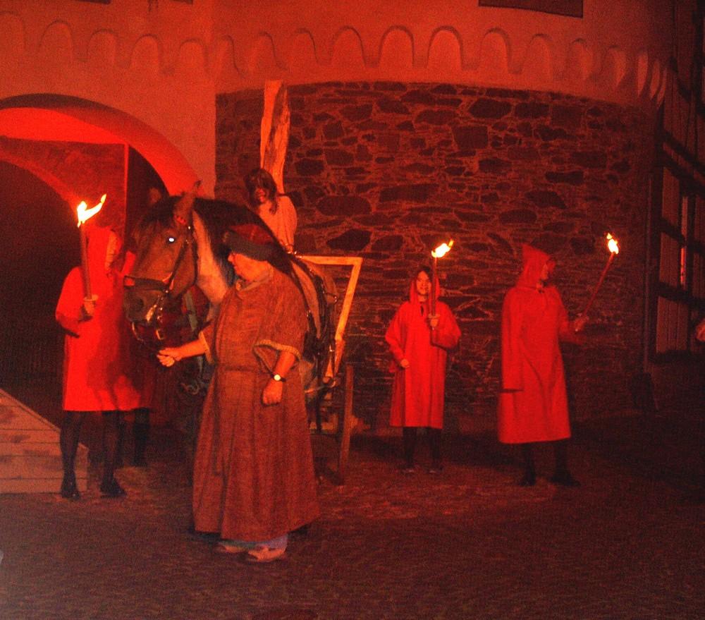 Historisches Theaterfestspiel (5)