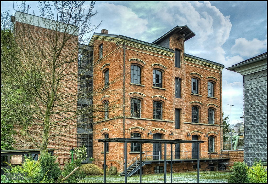 Historisches Zentrum in Wuppertal Barmen