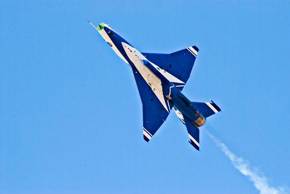 Hit the Sky, Steel Eagle