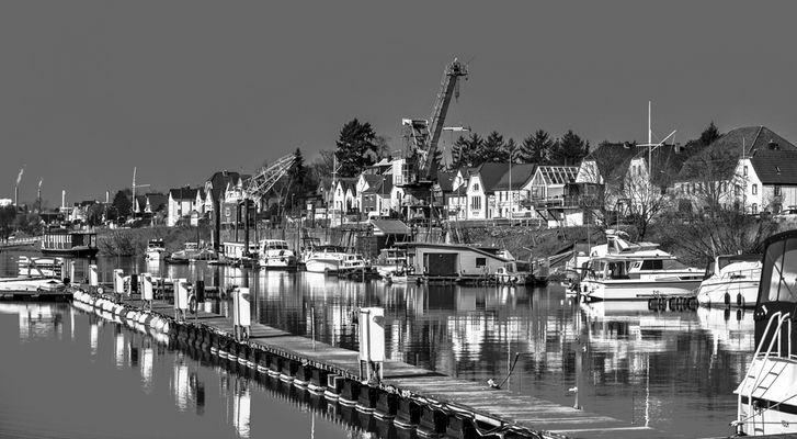 Hitdorfer Hafen !!