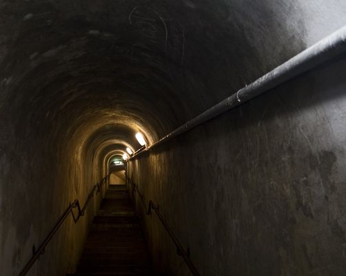 hitler-bunker obersalzberg - 2006