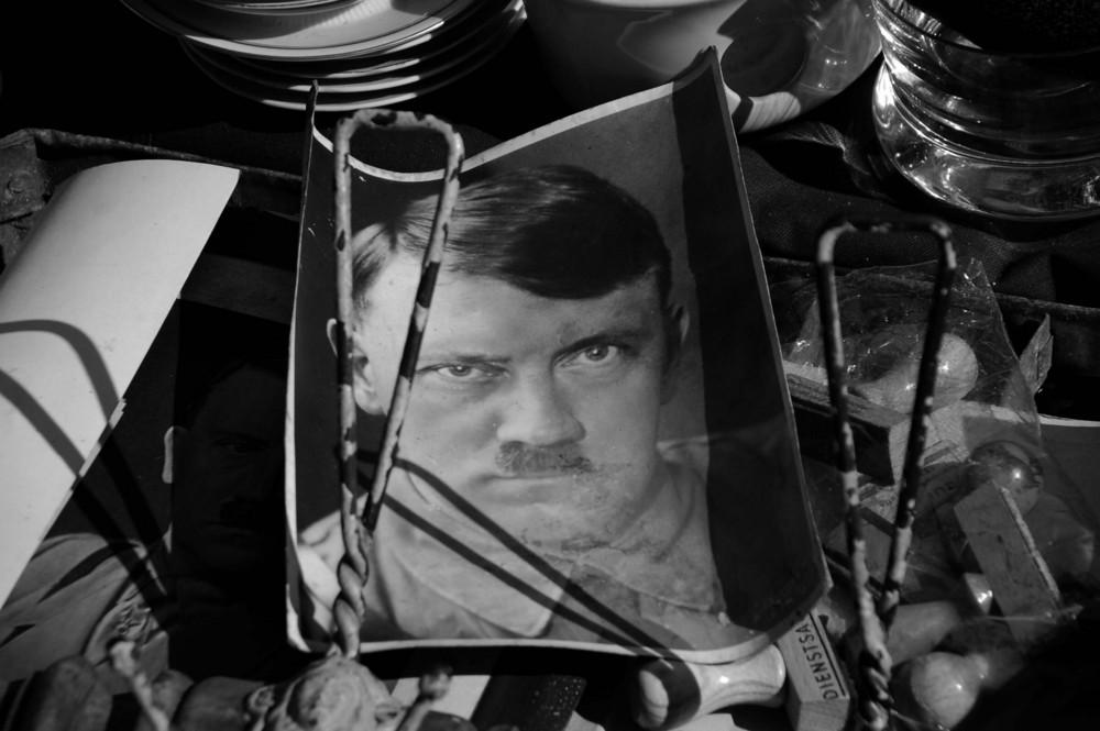 -Hitler Portrait-