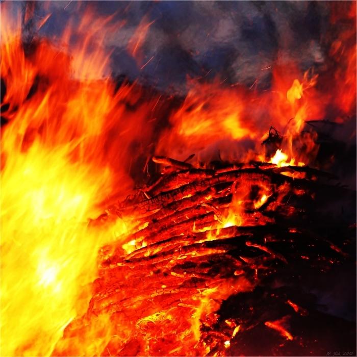 Hitze IV - heiß