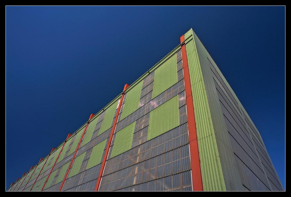 Hitzler Werft in Lauenburg / Elbe