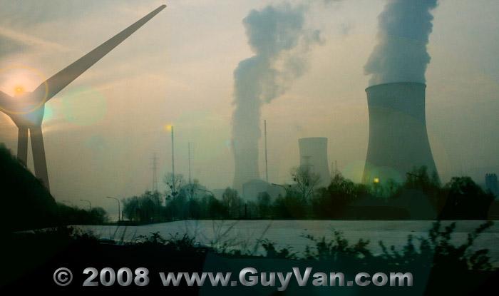 Hiver Nucléaire ou printemps de l'environnement