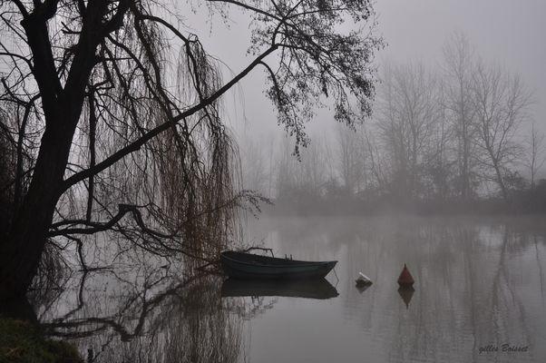 hiverner dans la brume
