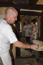Hiwwelhaus 300 Jahre, der Flammkuchenbäcker...